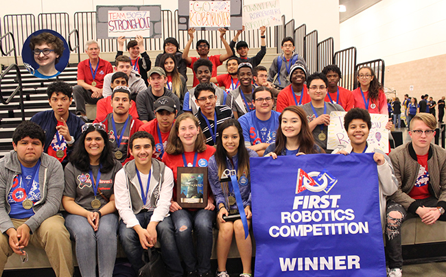 FRC Robotics - April 2016