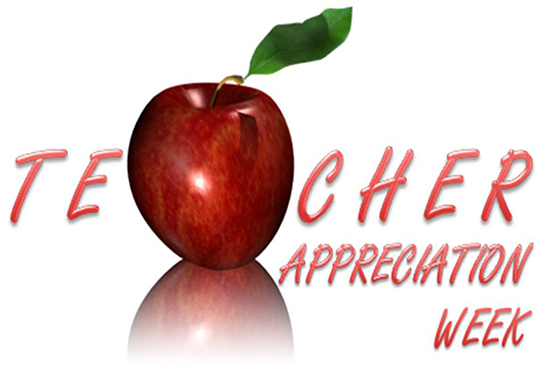 Teacher Appreciation Week  Luncheon